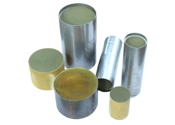 Substrati per la riduzione selettiva di ossidi di azoto (SCR)