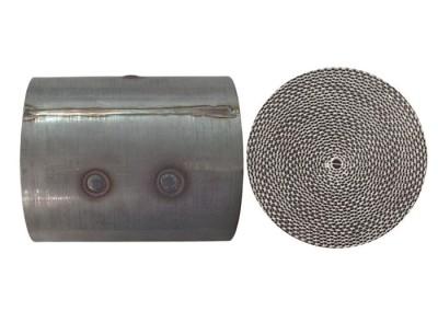 Filtri antiparticolato in acciaio microforato