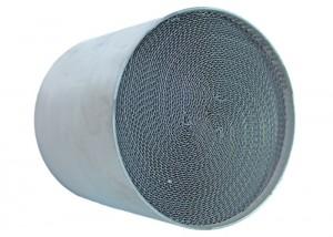 substrati metallici intubati a vortice